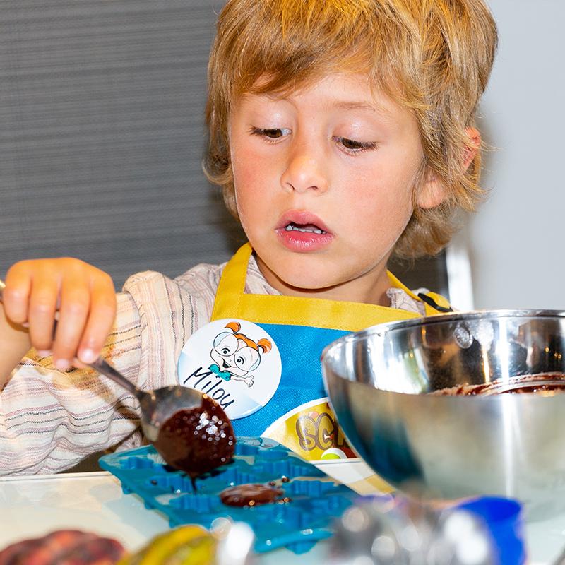 Kinder Silikonform Dinosaurier fuer Schokoladen Pralinen