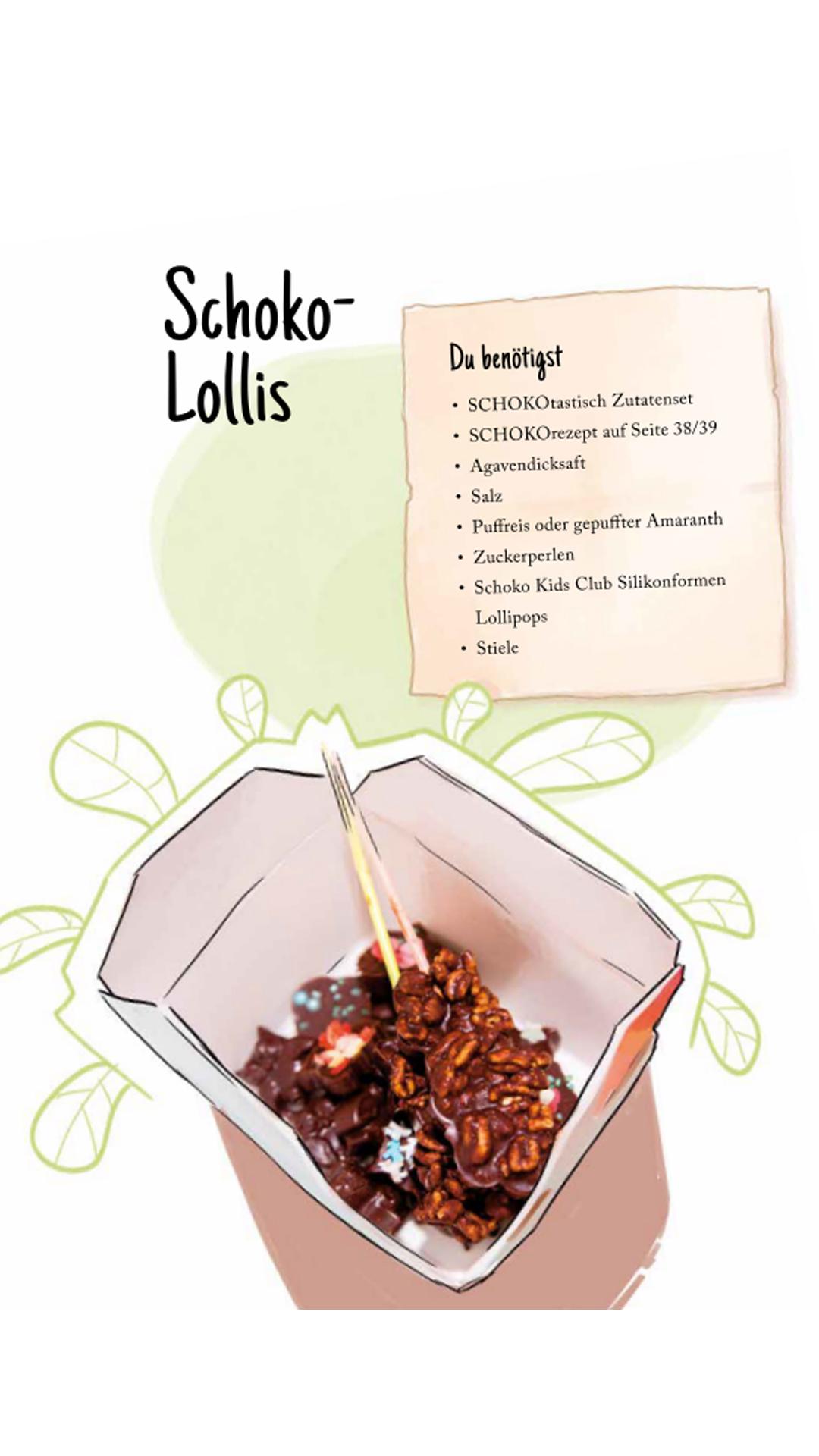 Schoko-Lollis